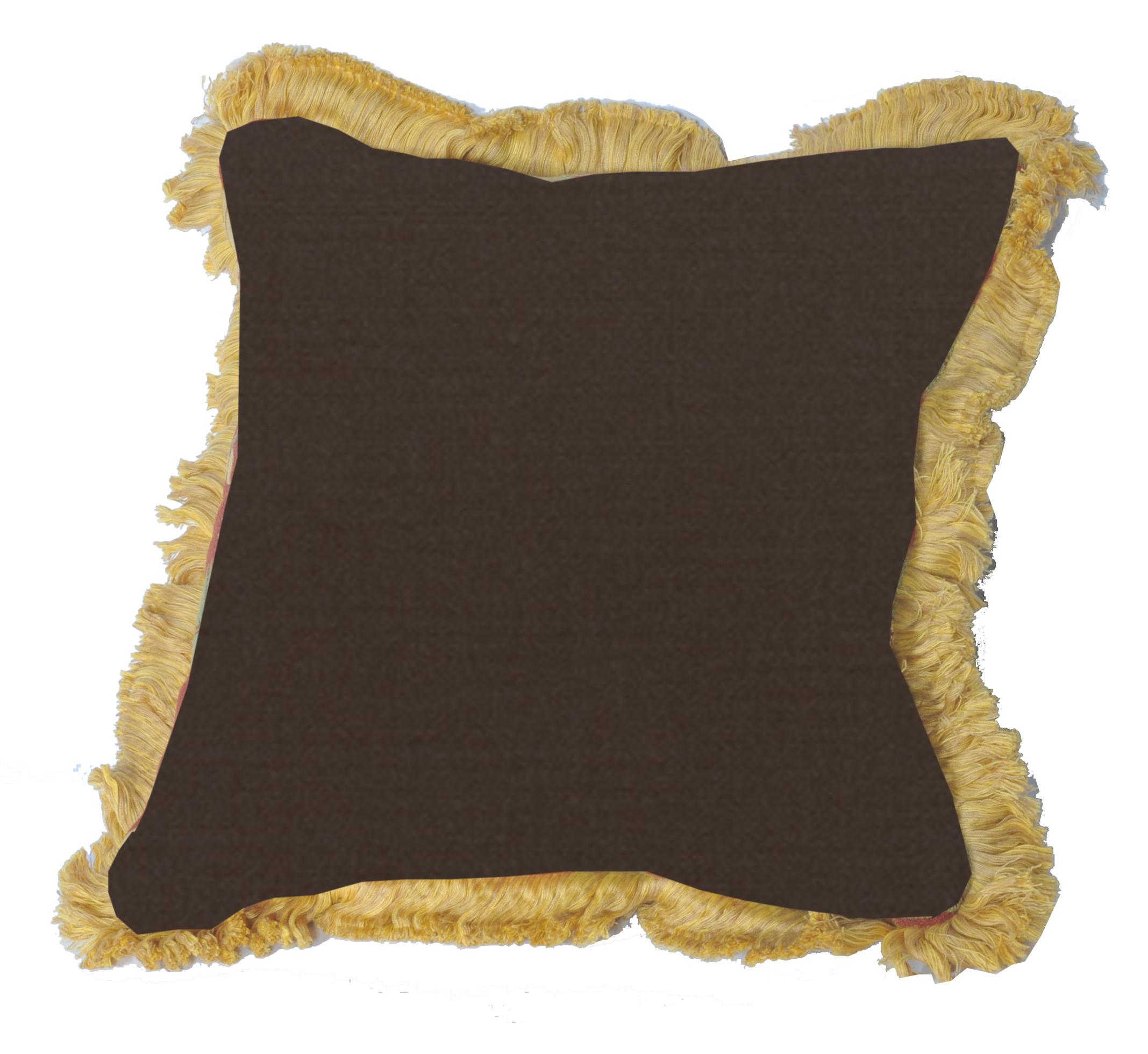 Throw Pillow IndoorOutdoor 17 Square Sunbrella Standard
