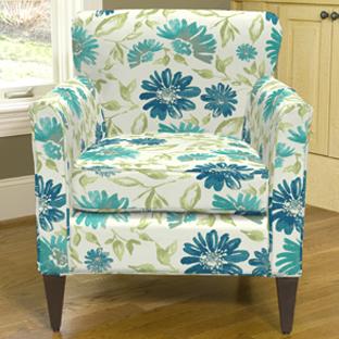 Sunbrella Upholstery Fabric 54 Violetta Baltic 457600002