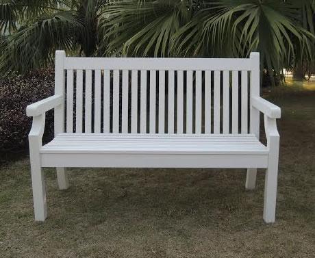 Sandwick Winawood 3 Seater Wood Effect Garden Bench