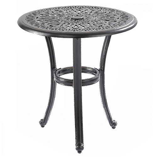 Amalfi Cast Aluminium Garden Bistro Table  105