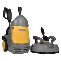 Hozelock Pico Power 140 Bar Pressure Washer with Patio ...