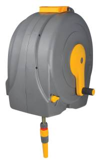 Hozelock Fast Reel 40m Wall Mounted
