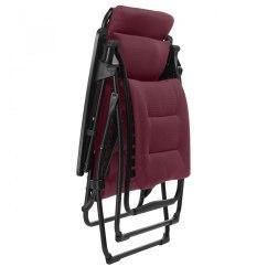 Lafuma Futura Xl Zero Gravity Chair Kids Backpack Air Comfort Padded Recliner Bordeaux