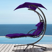 Helicopter Dream Chair Purple - 149.01 | Garden4Less UK Shop