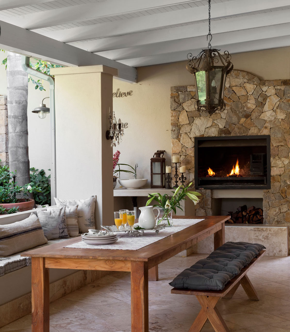 Stylish braai areas  SA Garden and Home