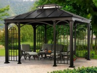 Everything You Need To Know About Gazebos! | The Garden ...