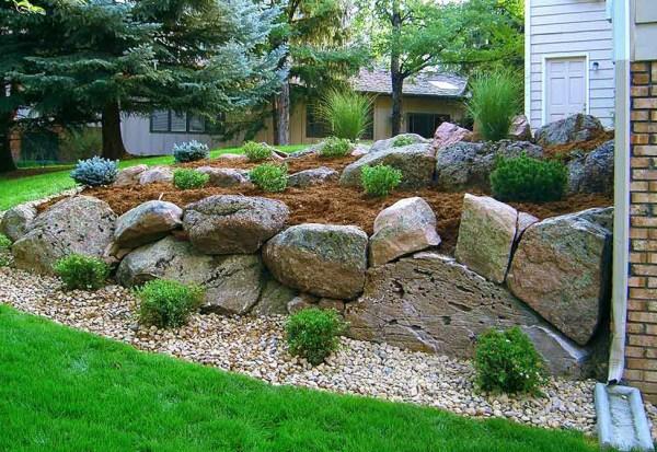 patios & walls garden art lamdscaping