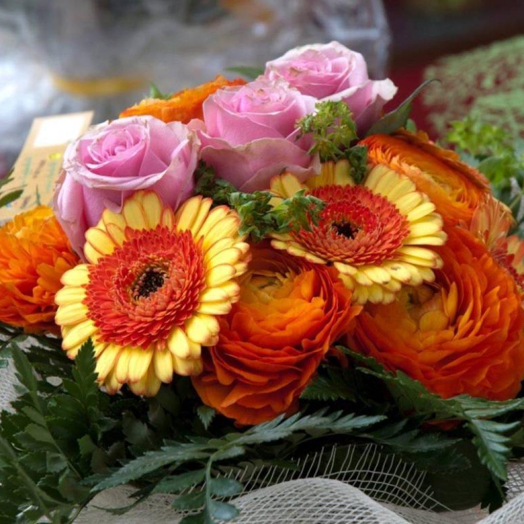 Composizioni floreali e mazzi di fiori  Garden Bedetti Como
