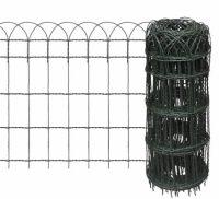 PVC Coated Garden Border Fence - Anti-corrosion