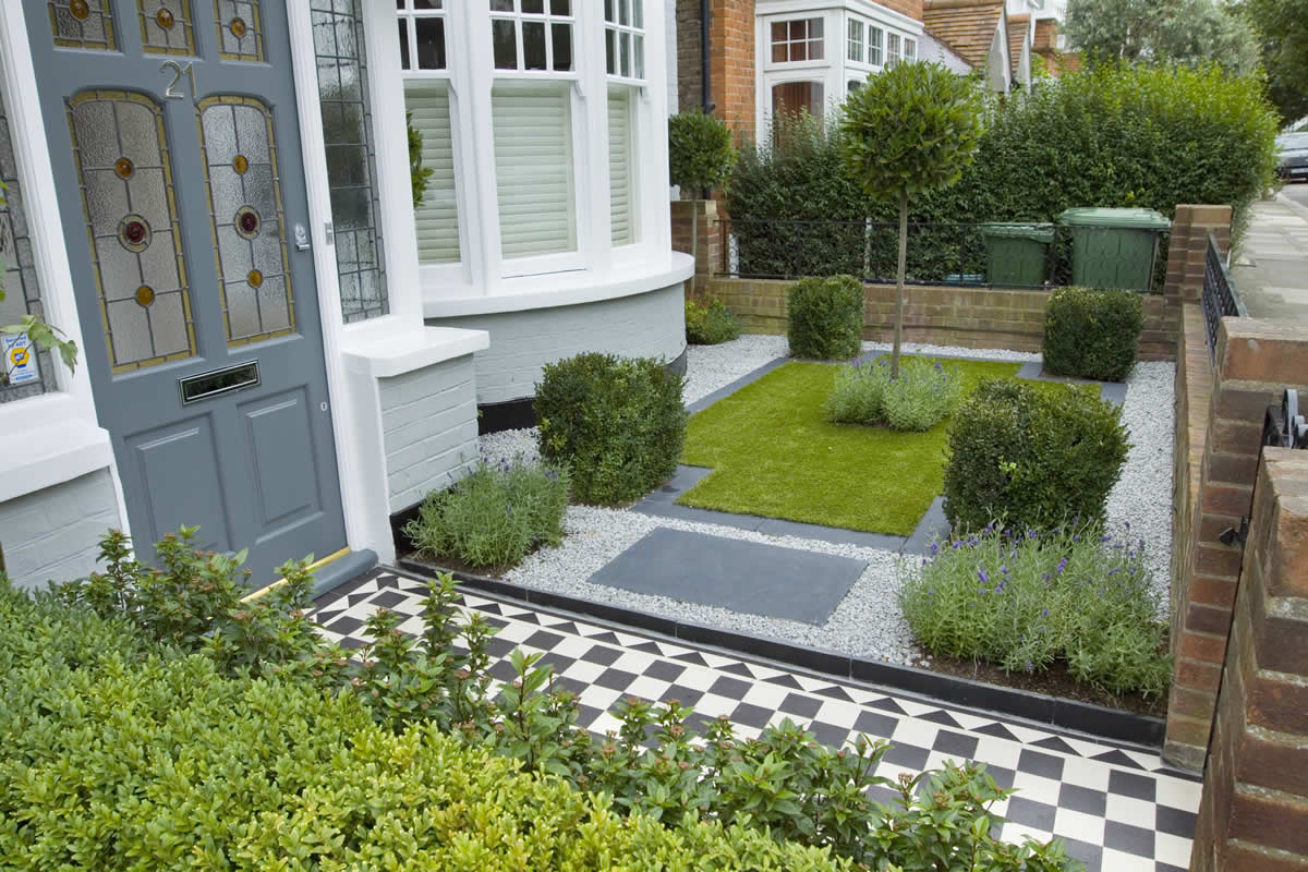 Richmond Surrey Small City Family Garden Design Ideas The Garden