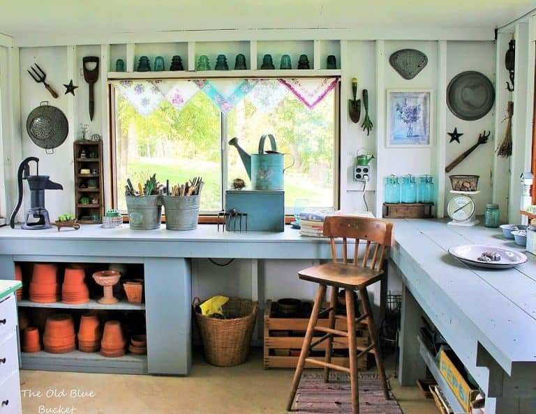 Brilliant Garden Shed And Garage Organising Ideas A Complete