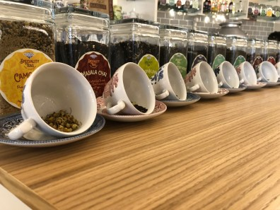 Tea I undergoing a revival, and there are plenty of premium teas to choose from...