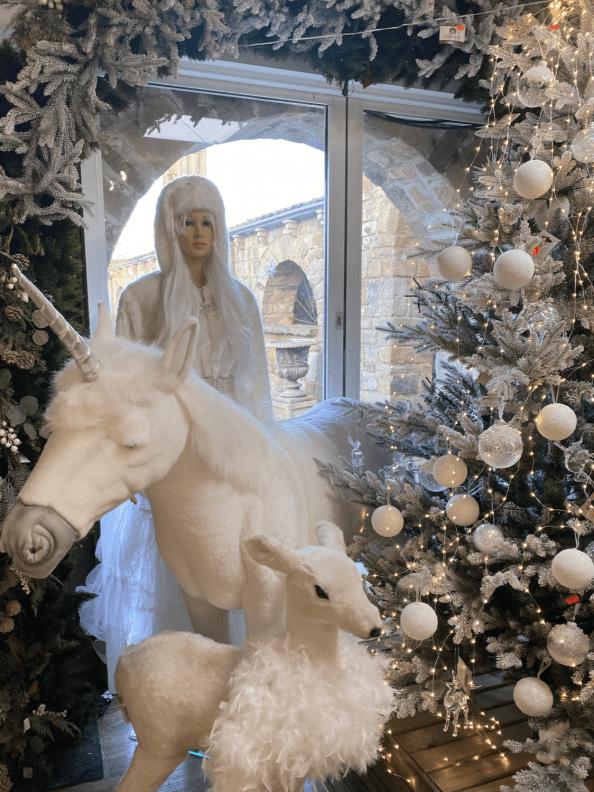 Unicorns and Snow Queens = magic