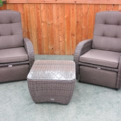 Rattan Sofa Set Uk Armless Chair Sectional New Garden Furniture Range 2017 Centre Shopping Reclining Chairs November 2016 Update