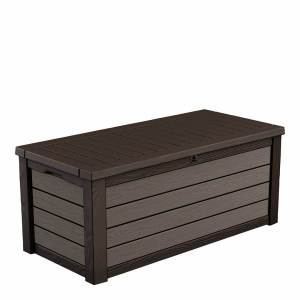 570l brushed storage box