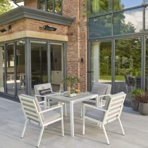 4 Seat Garden Furniture