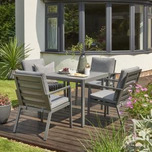 Garden Dining Set 4 Seater