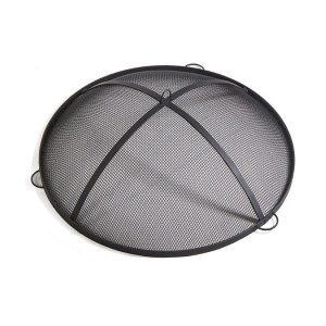 60cm Fire Pit Mesh Cover