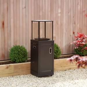 Patio-Flame Heater