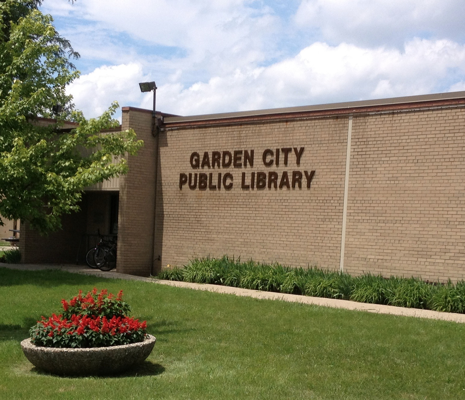 Image result for garden city public library