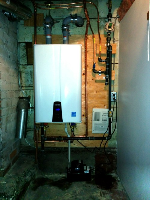small resolution of on demand hot water heater