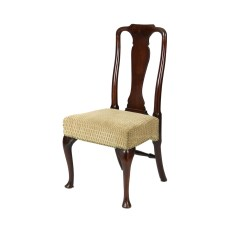 Queen Ann Chairs Luxor Spa Chair 18th Century Walnut Dining With Anne Legs