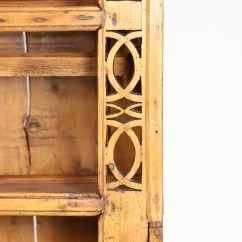 Cabinet For Kitchen Sale Faucets Kohler Vintage Irish Dresser & Display Rack W Celtic Knot Design ...