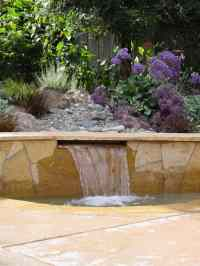 Waterfall Patio - GardenCrafters