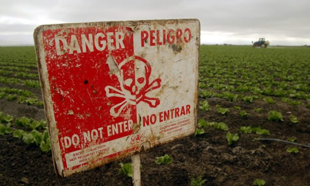 UN Declares Agricultural Pesticides Unnecessary