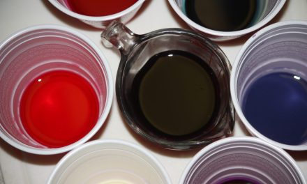 pH Potion with Red Cabbage Anthocyanin
