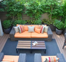 Rooftop Garden Ideas Garden Design