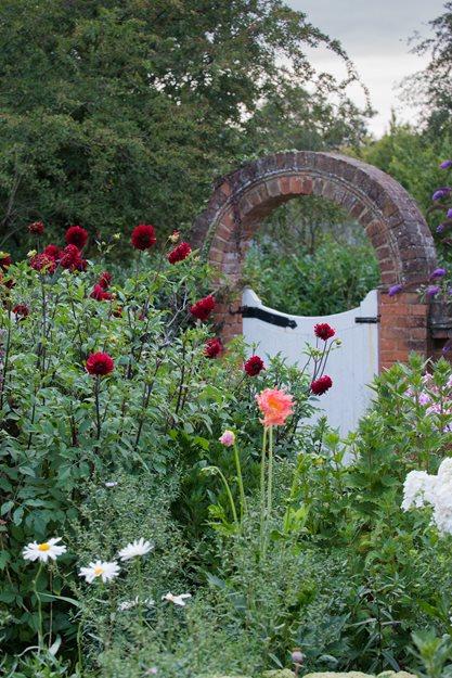 Contemporary English Garden  Garden Design