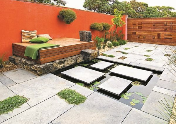 """Jamie Durie's """"The Outdoor Room"""""""