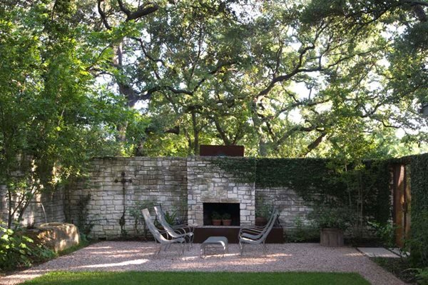 residential retreat in austin