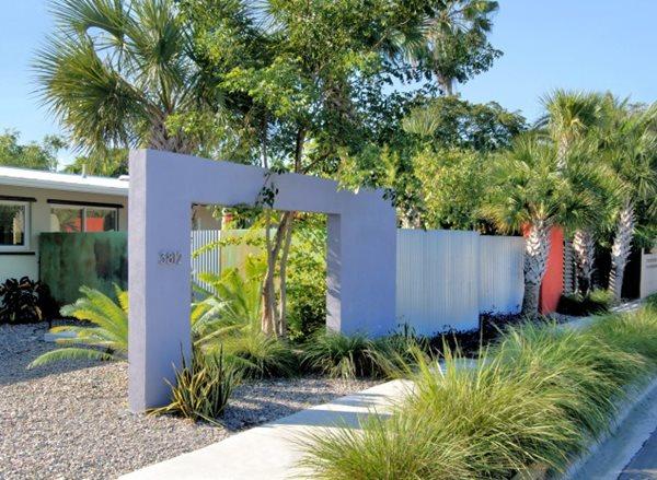 Subtropical Modernism Lively Landscapes In The Florida Keys
