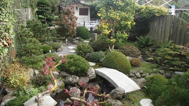 Japanese Garden In The Netherlands Garden Design