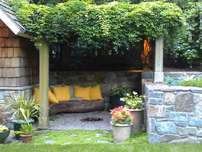 East Coast Garden Finds Its True Cottage Identity Garden