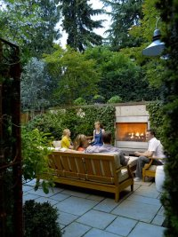 Terraced Urban Garden Sanctuary
