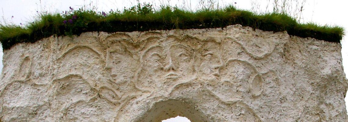 Coastal Style Garden Sculpture