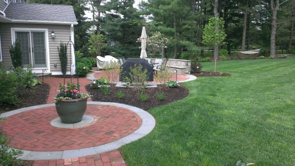 paver walkways archives - garden