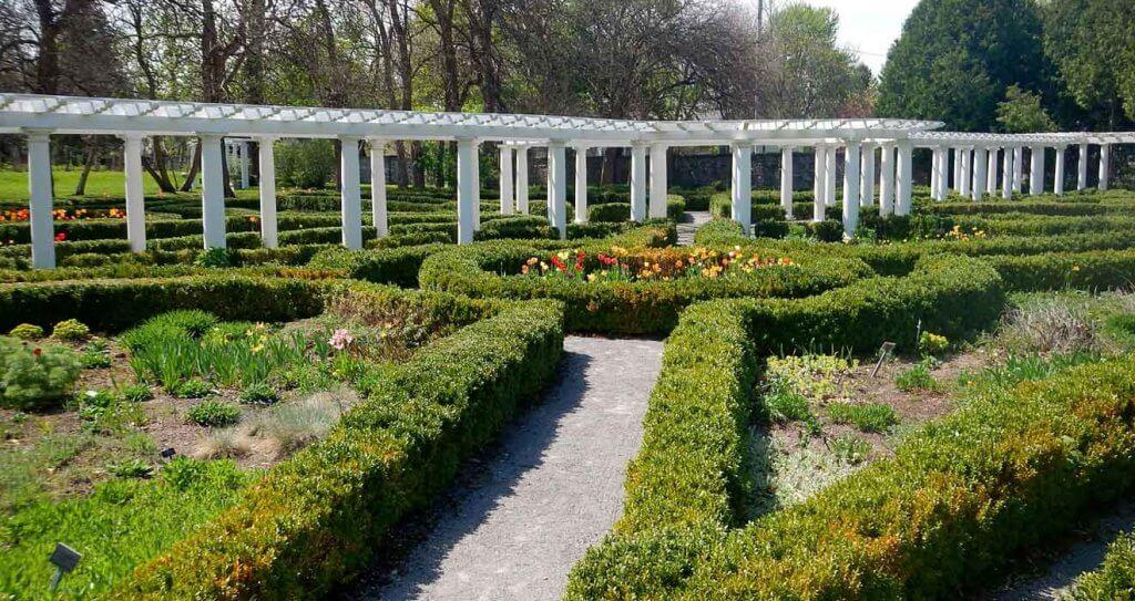 Sonnenberg Gardens of Canandaigua NY  Garden Destinations Magazine