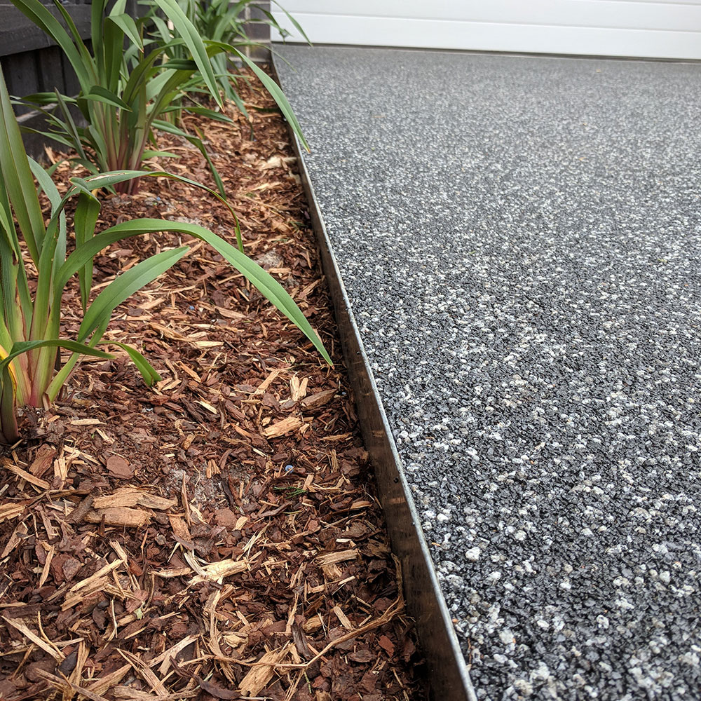 Tips on Secure Driveway Edging with Steel - Straightcurve Garden