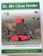 Dr. JB's Clean Hummingbird Feeder