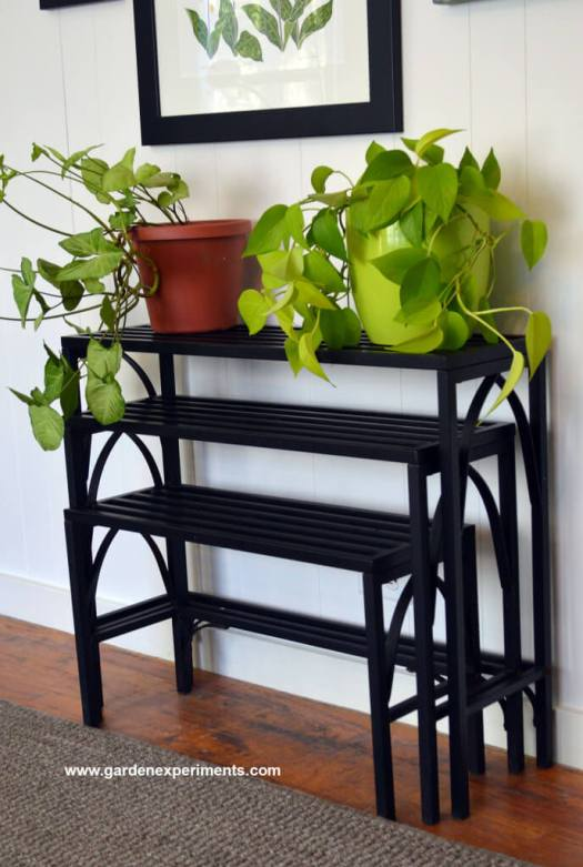 Nested Plant Stand Trio