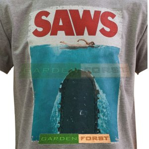 T-SHIRT DENDROID SAWS LO SQUALO