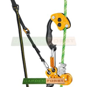 PETZL SISTEMA ROPE WALKING