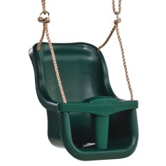 Swing Chair For 5 Year Old Used Massage Sale 2 Part Green Baby Seat With Pp Ropes