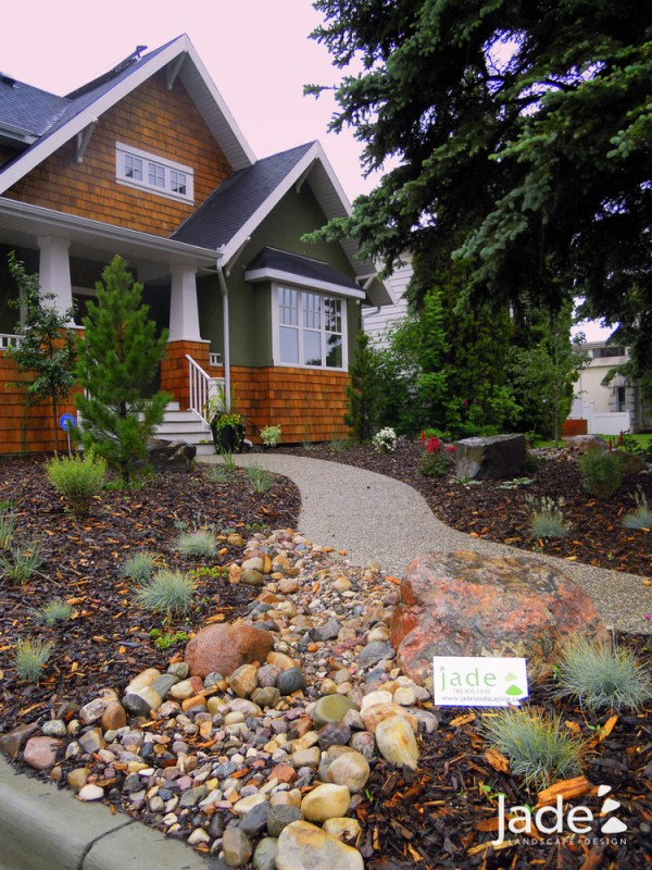 incredible front yard landscaping