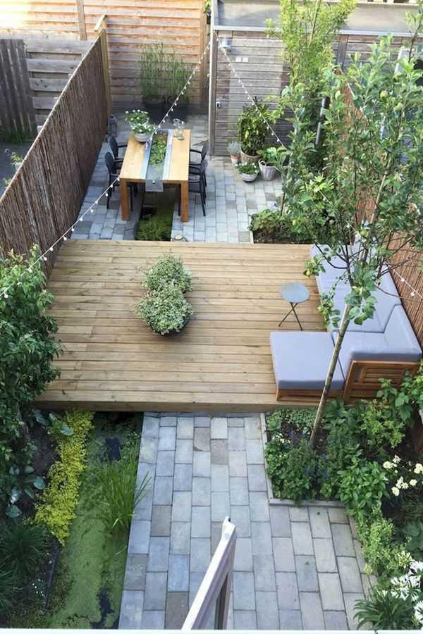 amazing small backyard landscaping
