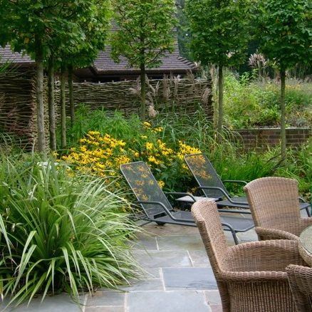 Relaxing Spaces Portfolio Garden House Design